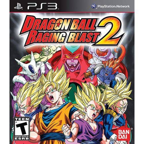 Dragon Ball: Raging Blast 2 - Ps3 ( USADO )