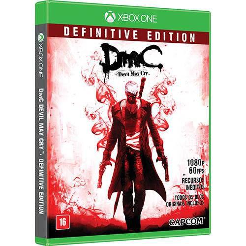 DMC Devil May Cry: Definitive Edition - Xbox One ( USADO )