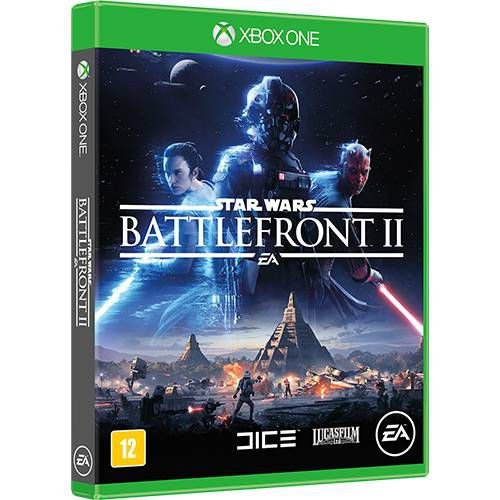 Star Wars Battlefront II - Xbox One ( USADO )
