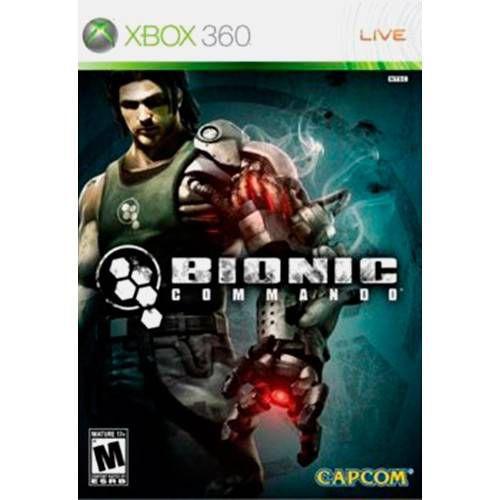 Bionic Commando - XBOX 360 ( USADO )