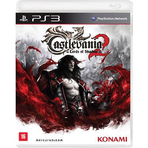 Castlevania Lords of Shadow 2 - PS3 ( USADO )