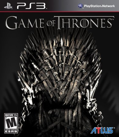 Game of Thrones - PS3 ( USADO )