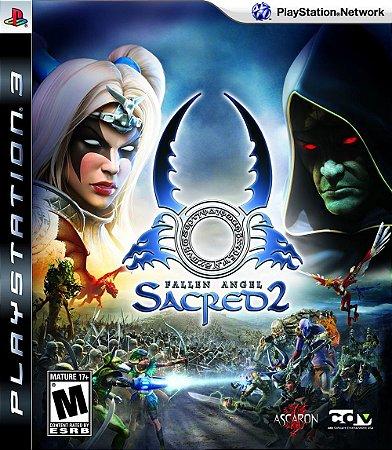 Sacred 2 - PS3 ( USADO )