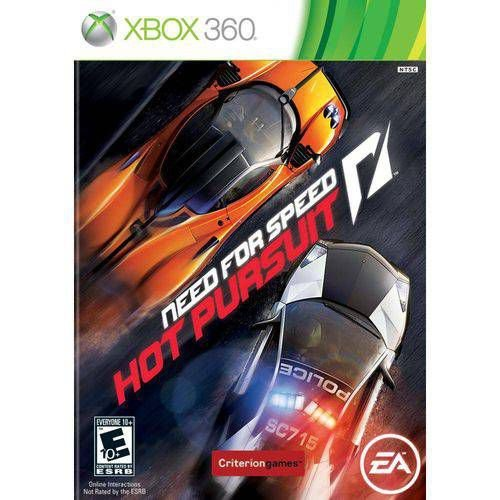 Need For Speed Hot Pursuit - Xbox 360 ( USADO )