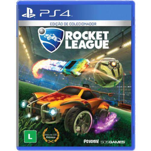Rocket League: Collectors Edition - Ps4 ( USADO )