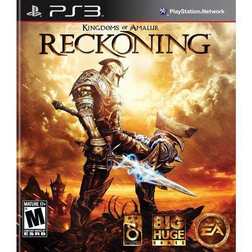 Kingdoms Of Amalur: Reckoning - Ps3 ( USADO )