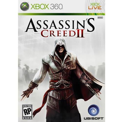 Assassins Creed 2 - X360 ( USADO )