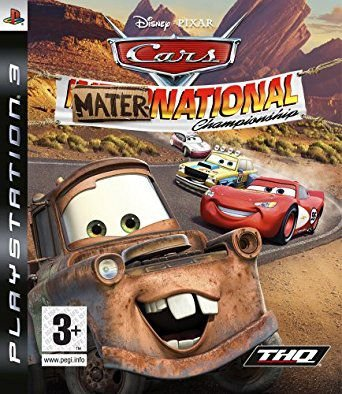 Cars Mater-National - PS3