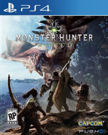 Monster Hunter World - PS4 ( USADO )