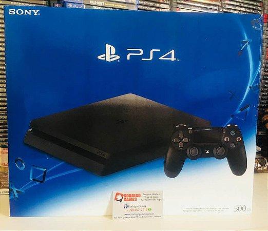 Console PS4 Slim 500GB