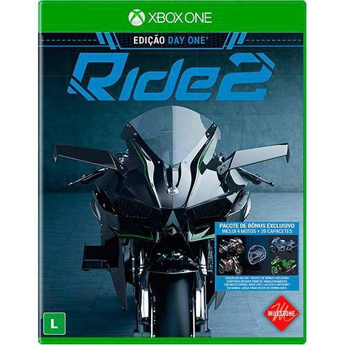 Ride 2 - XBOX ONE ( USADO )