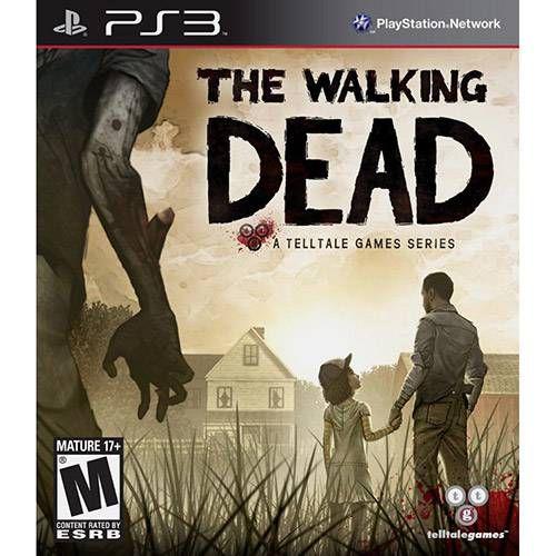 The Walking Dead - PS3 ( USADO )