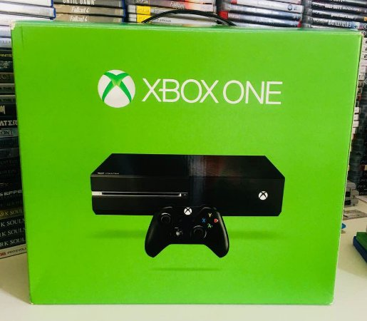 Xbox One 500GB ( USADO )