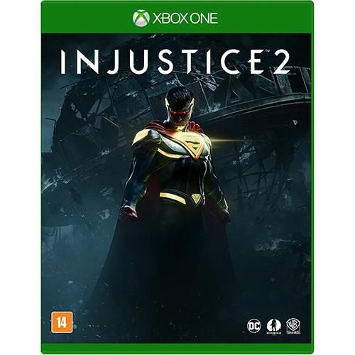 Injustice 2 - Xbox One ( USADO )