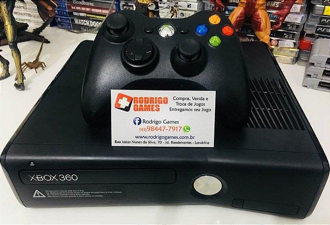 Console Xbox 360 4GB - Bloqueado ( USADO )