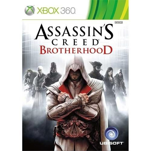 Assassins Creed Brotherhood - Xbox 360 ( USADO )
