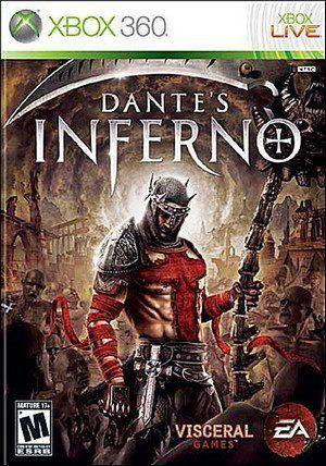 Dantes Inferno - Xbox 360 ( USADO )