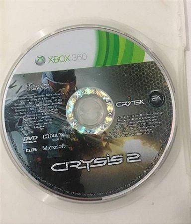 Crysis 2 - Xbox 360 ( Usado somente o CD )