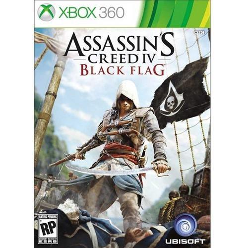 Assassin's Creed IV: Black Flag - XBOX 360 ( USADO )