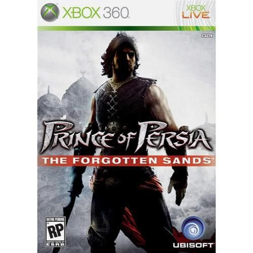 Prince of Persia: The Forgotten Sands - Xbox 360 ( USADO )