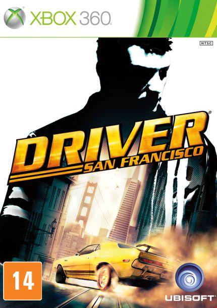 Driver San Francisco - Xbox 360 ( USADO )