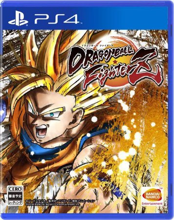 Dragon Ball Fighter Z - PS4 ( USADO )