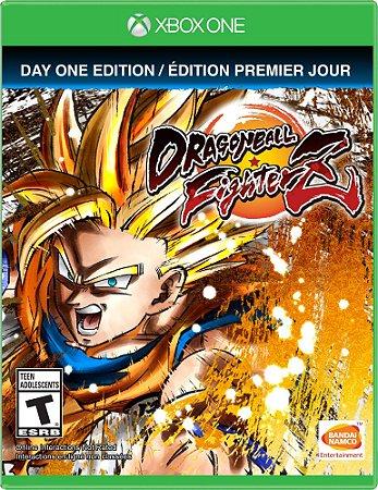 Dragon Ball Fighter Z - Xbox One ( USADO )