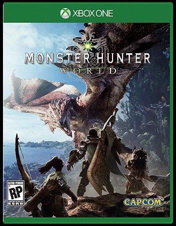 Monster Hunter World - Xbox One ( USADO )