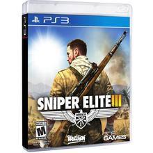Sniper elite 3 - Ps3 ( USADO )