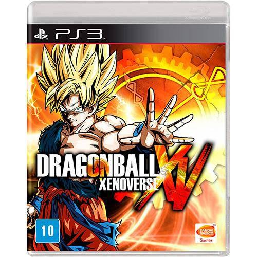 Dragon Ball Xenoverse - Ps3 ( USADO )