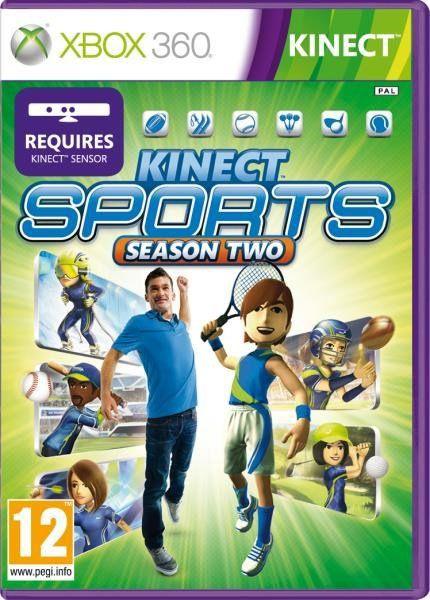 Kinect Sports 2 - Xbox 360 ( USADO )