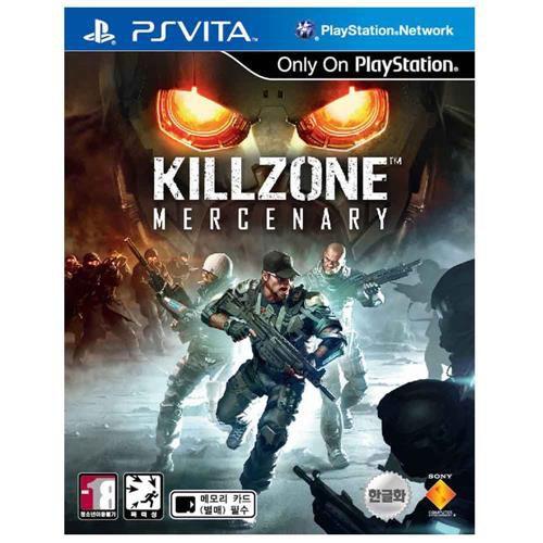 Killzone Mercenary - PS Vita ( USADO )