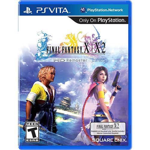Final Fantasy X/X2 HD Remaster - PS Vita ( USADO )