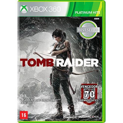 Tomb Raider - Xbox 360 ( USADO )
