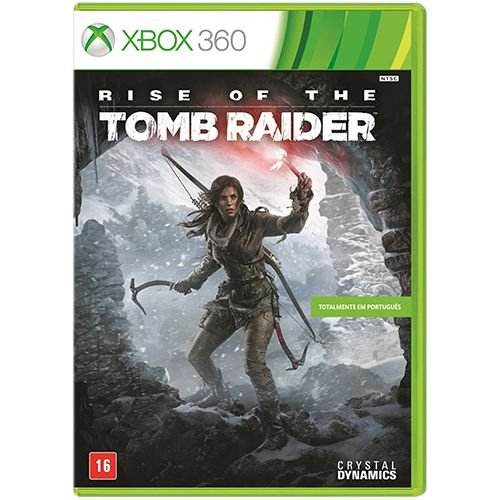 Rise of the Tomb Raider - XBOX 360 ( USADO )
