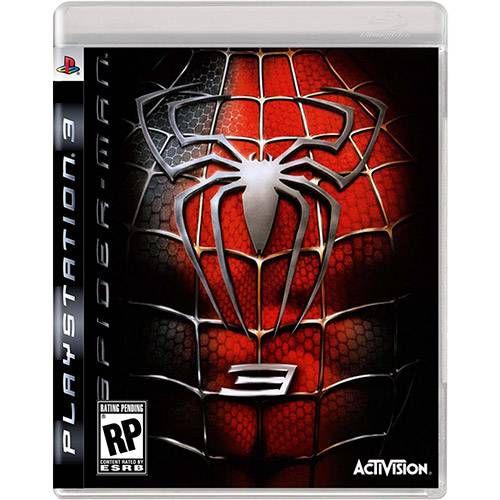Spider Man 3 - Ps3 ( USADO )