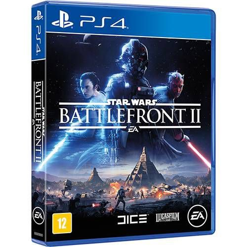 Star Wars Battlefront 2 - Ps4 ( USADO )
