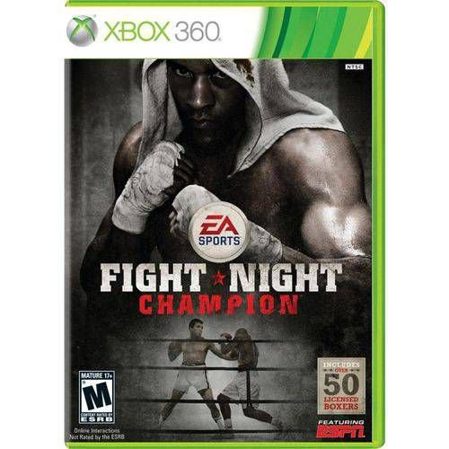 Fight Night Champion - Xbox 360 ( USADO )