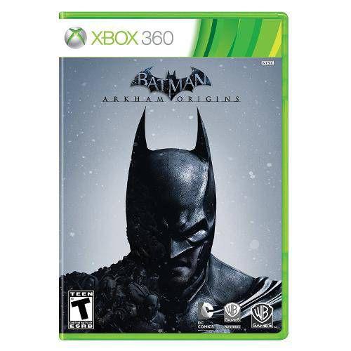 Batman Arkham Origins - Xbox 360 ( USADO )