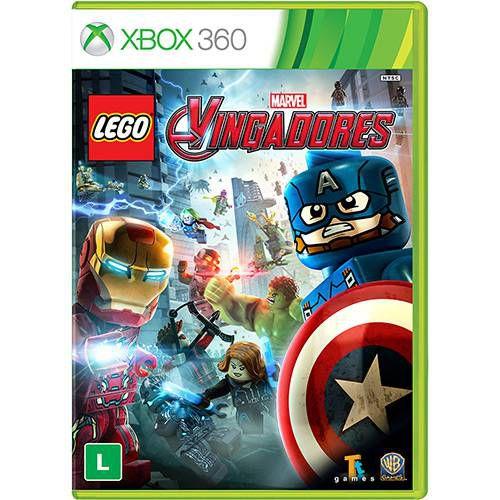 Lego Marvel Vingadores - Xbox 360 ( USADO )