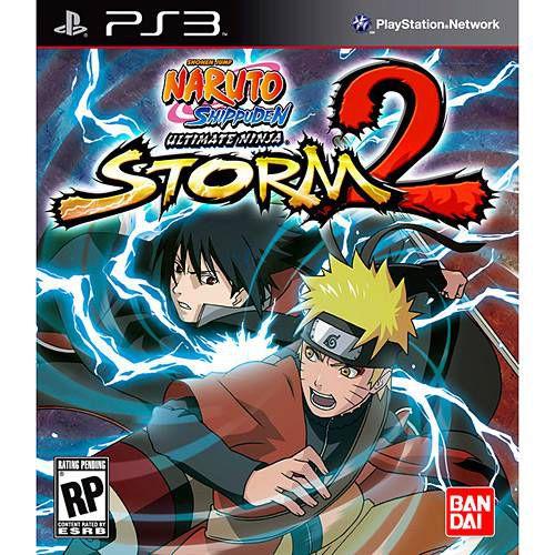 Naruto Shippuden: Ultimate Ninja Storm 2 - PS3 ( USADO )