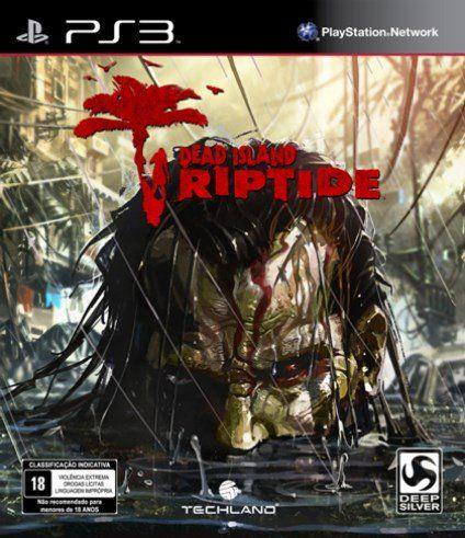 Dead Island Riptide - PS3 ( USADO )