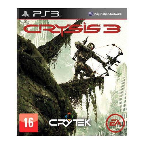 Crysis 3 - PS3 ( USADO )