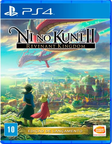 Ni No Kuni II – Revenant Kingdom - PS4 ( USADO )