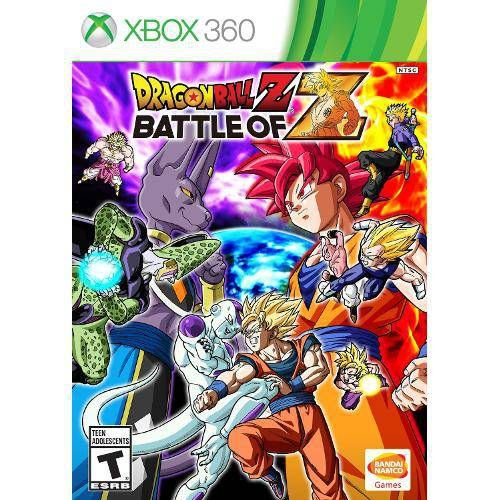 Dragon Ball Z: Battle Of Z - Xbox 360 ( USADO )