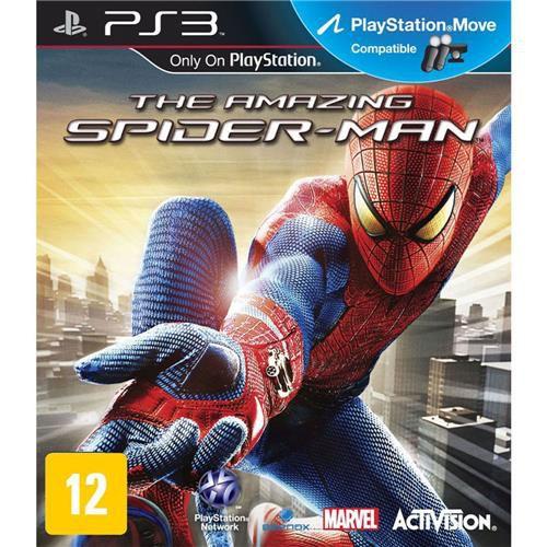 The Amazing Spider-Man - PS3 ( USADO )
