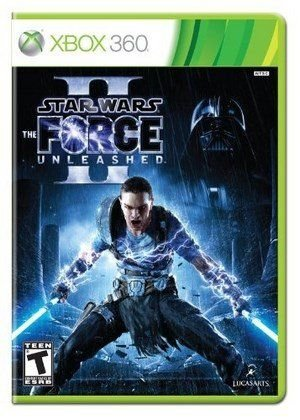 Star Wars - The Force Unleashed II - Xbox 360 ( USADO )