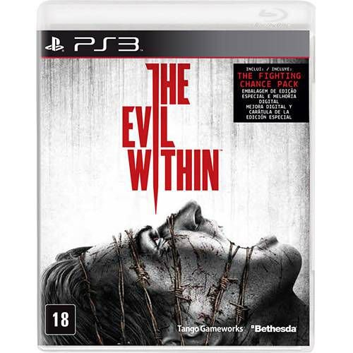 The Evil Within - PS3 ( USADO )