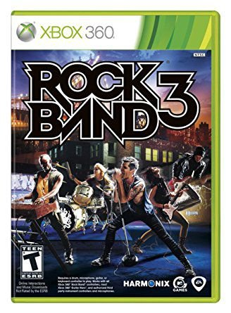 Rock Band 3 - Xbox 360 ( USADO )