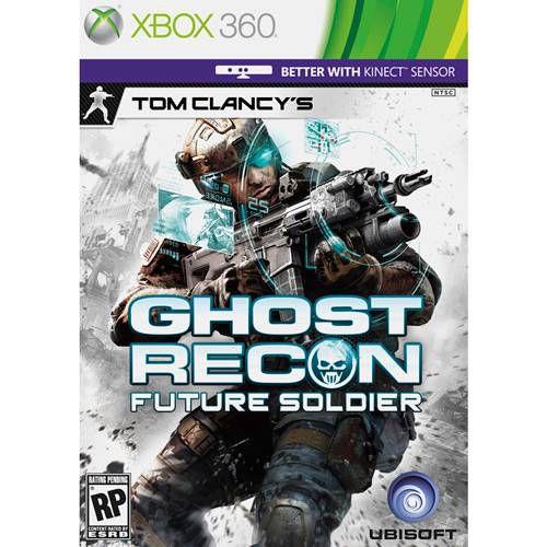 Tom Clancy'S Ghost Recon: Future Soldier - Xbox 360 ( USADO )